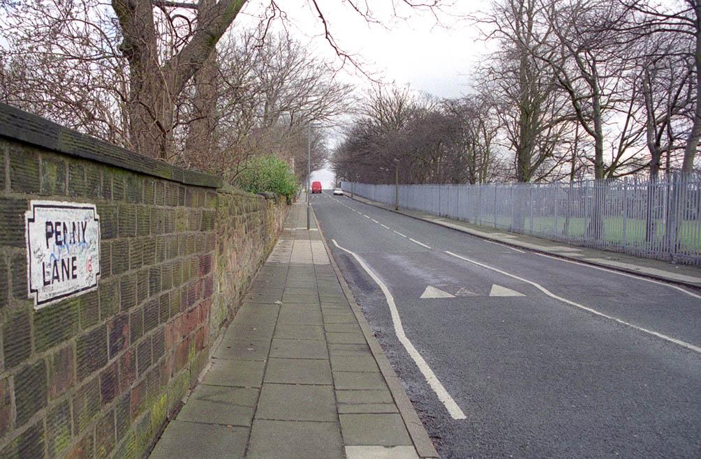 penny lane liverpool wikipedia