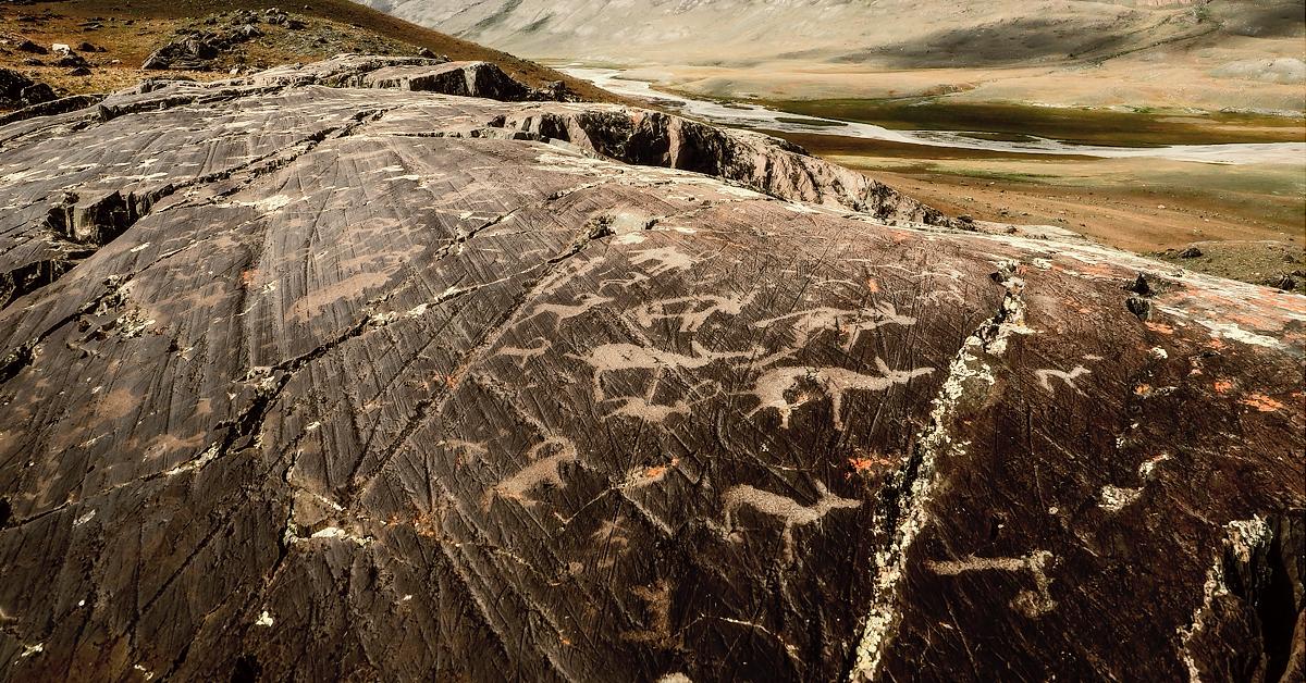 Petroglifi mongolskog Altaja