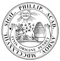 Seal of Phillips Academy in Andover, Massachusetts