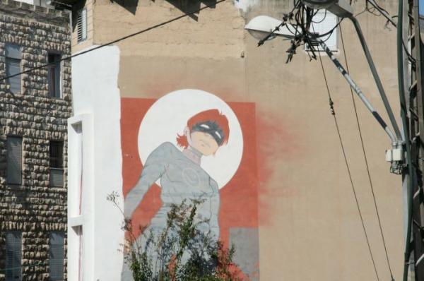 אומנות ברחוב