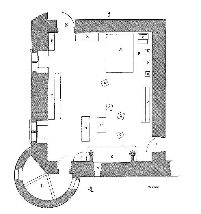 plan 3 maison