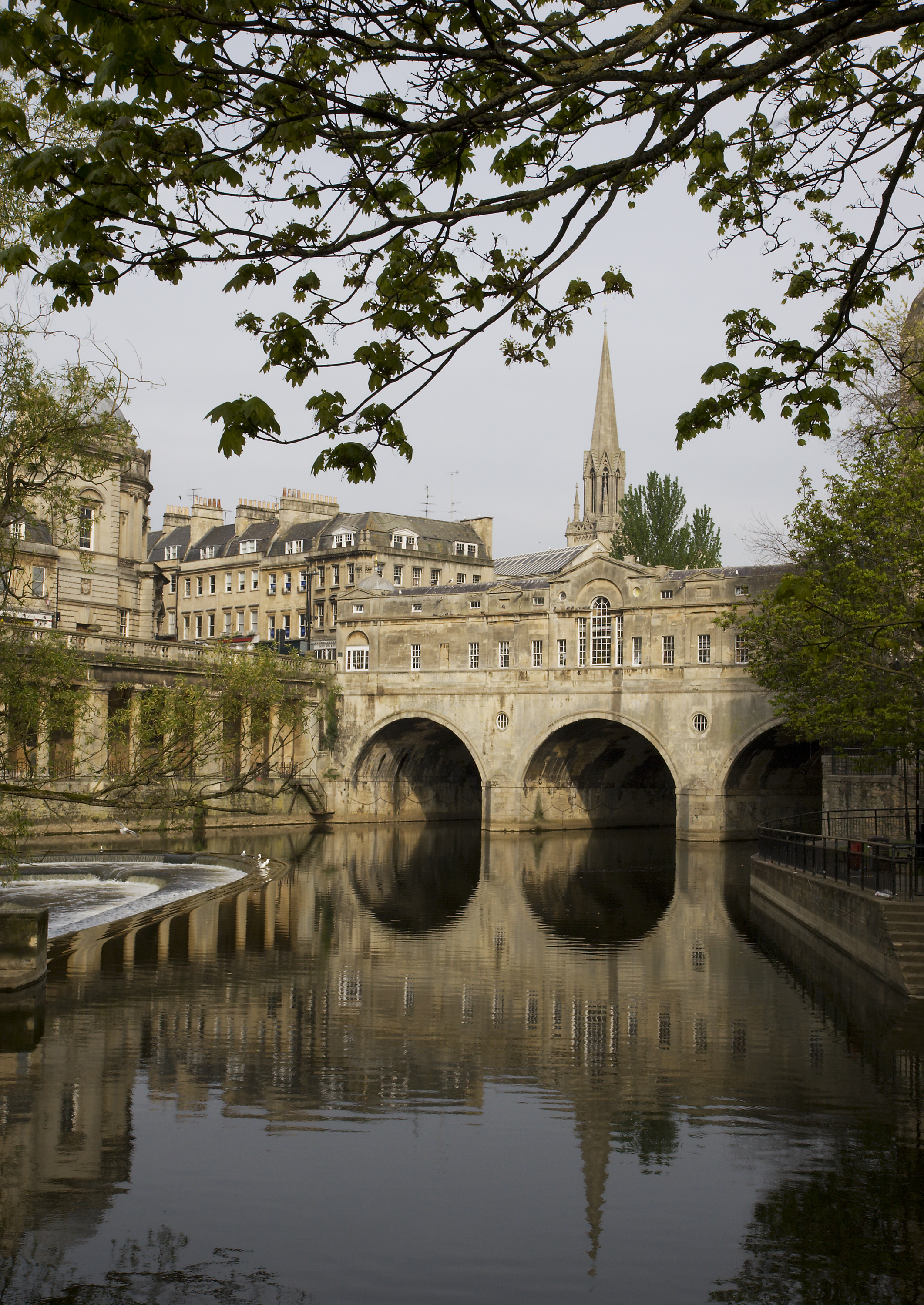 Pulteney Bridge - Wikipedia, the free encyclopedia