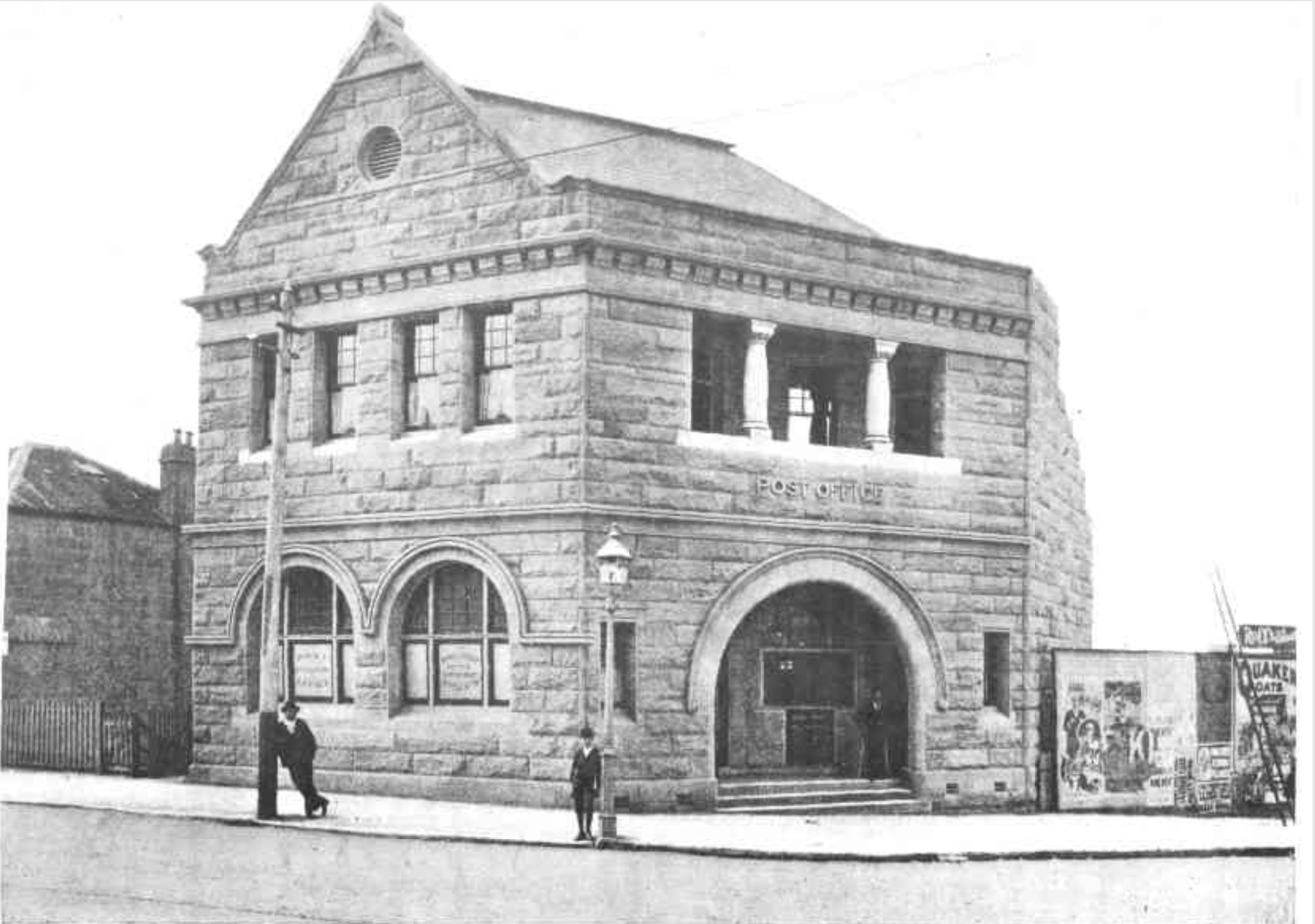 Pyrmont Post Office - Wikiwand