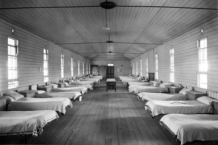 Mental Hospital Brisbane Private Room