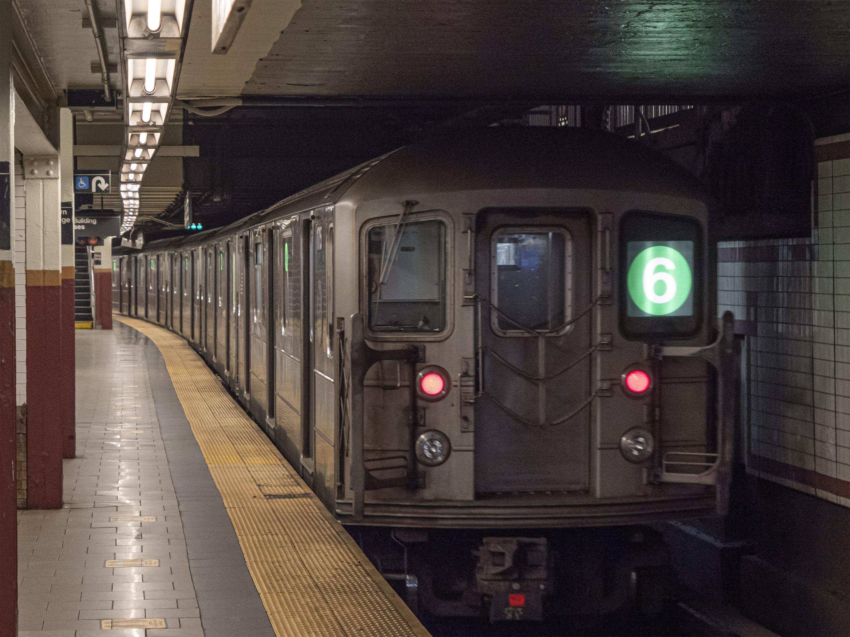6 (New York City Subway service) - Wikipedia