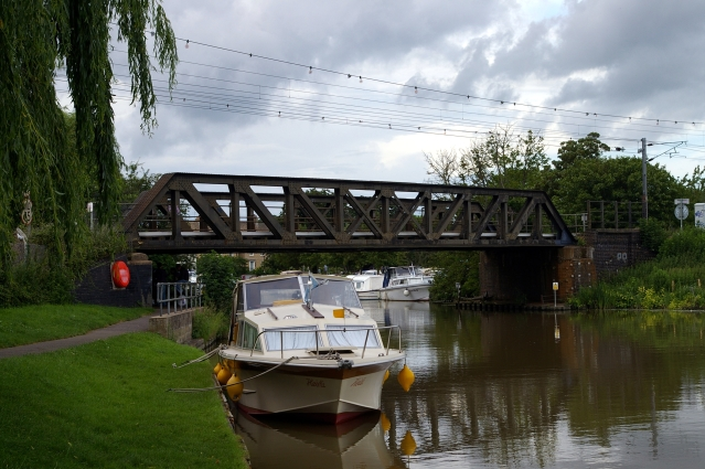 Railway Bridge over the Great Ouse - geograph.org.uk - 488088