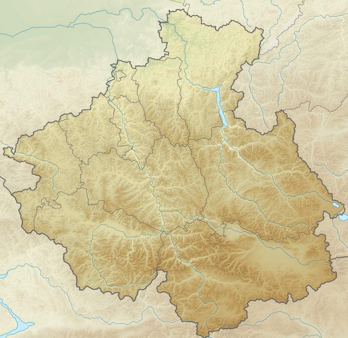 Укокский ледник