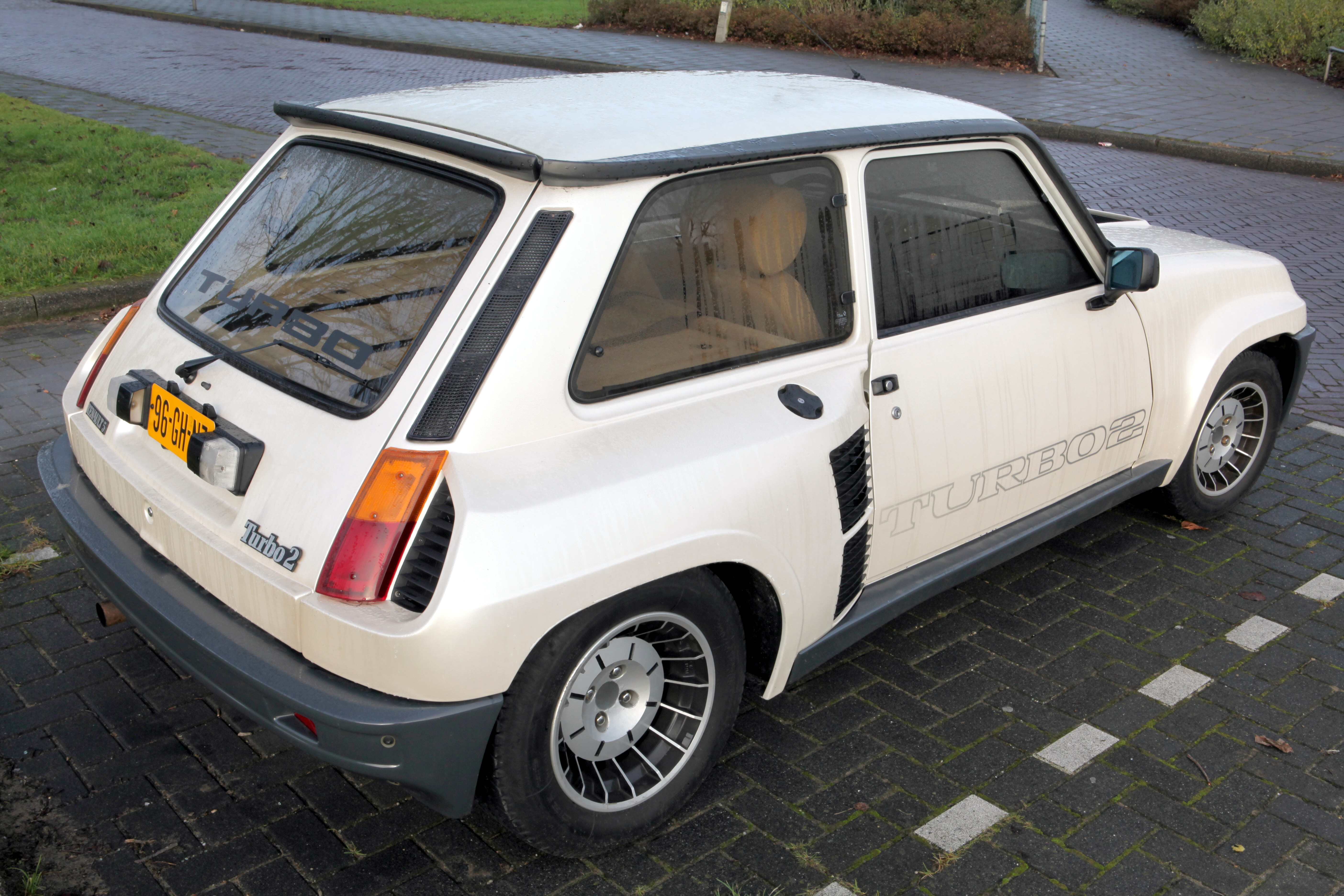 file renault 5 turbo ii flickr joost j bakker wikimedia commons. Black Bedroom Furniture Sets. Home Design Ideas