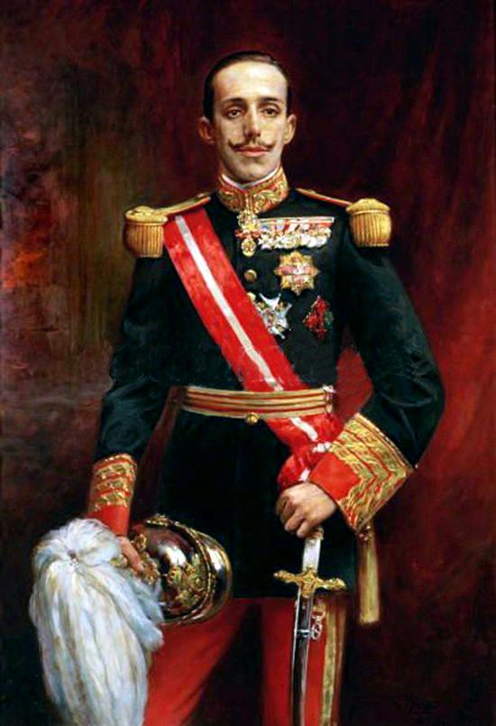 Альфонсо XIII — Википедия