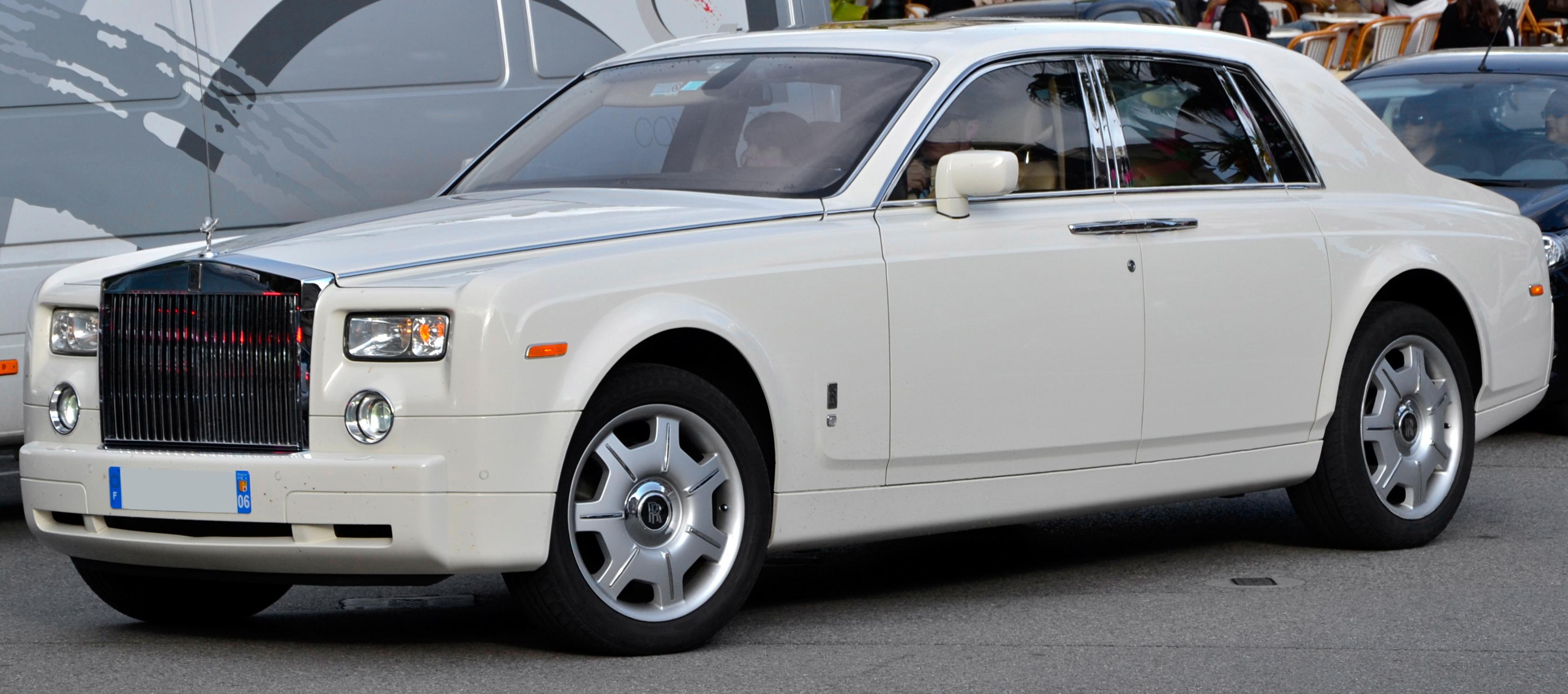 Rolls Royce Phantom Vii Wikiwand