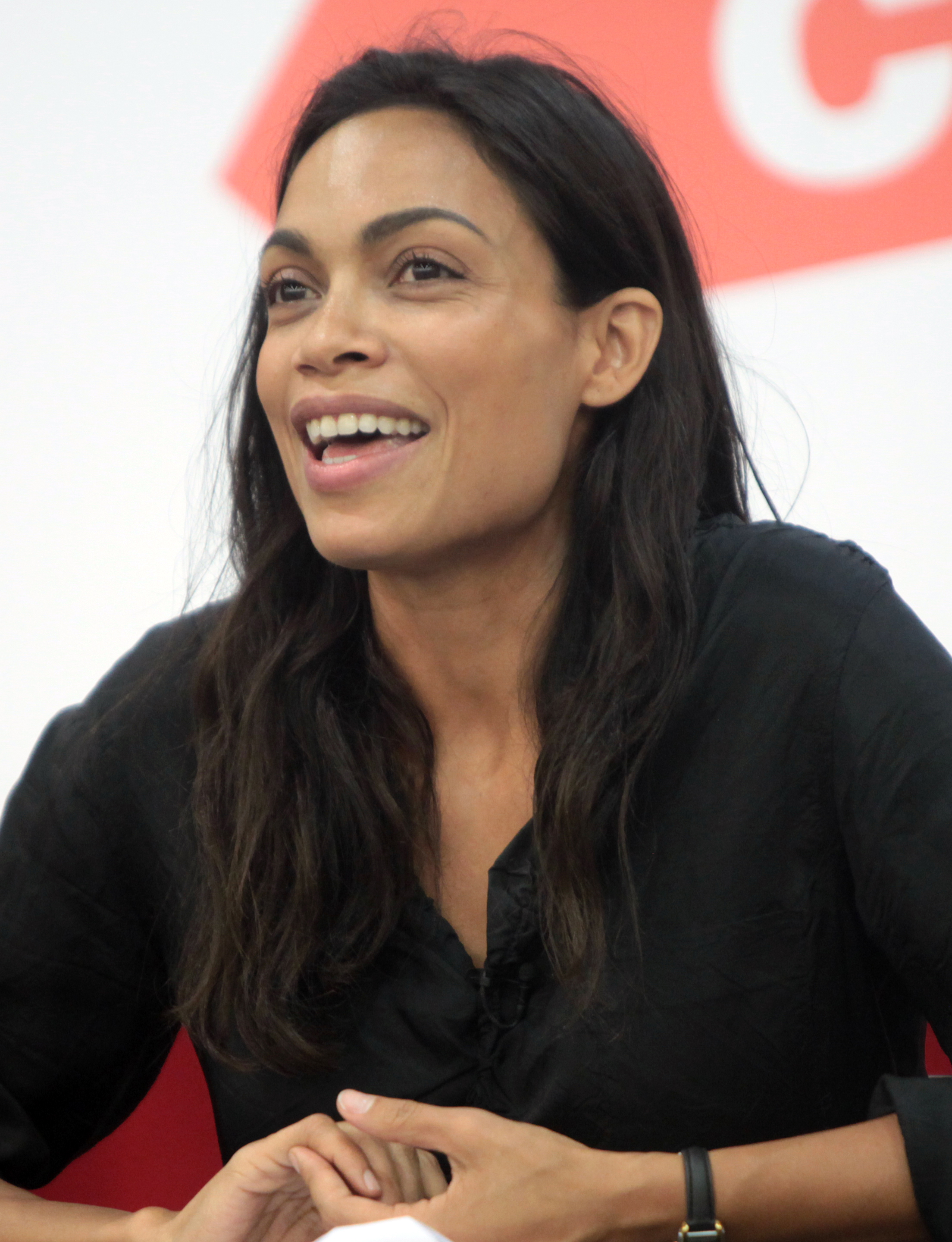 Picture of an author: Rosario Dawson