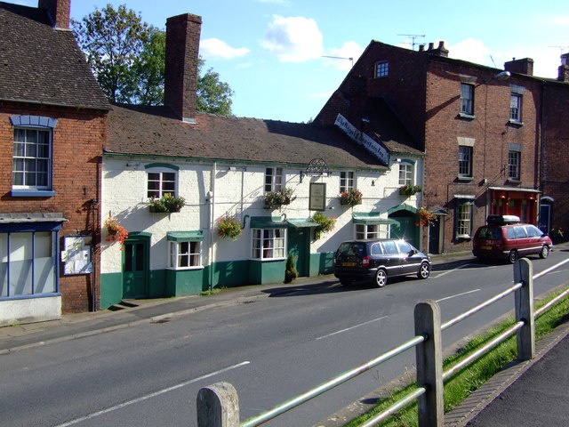 Royal Fountain Inn, Cleobury Mortimer - geograph.org.uk - 250304