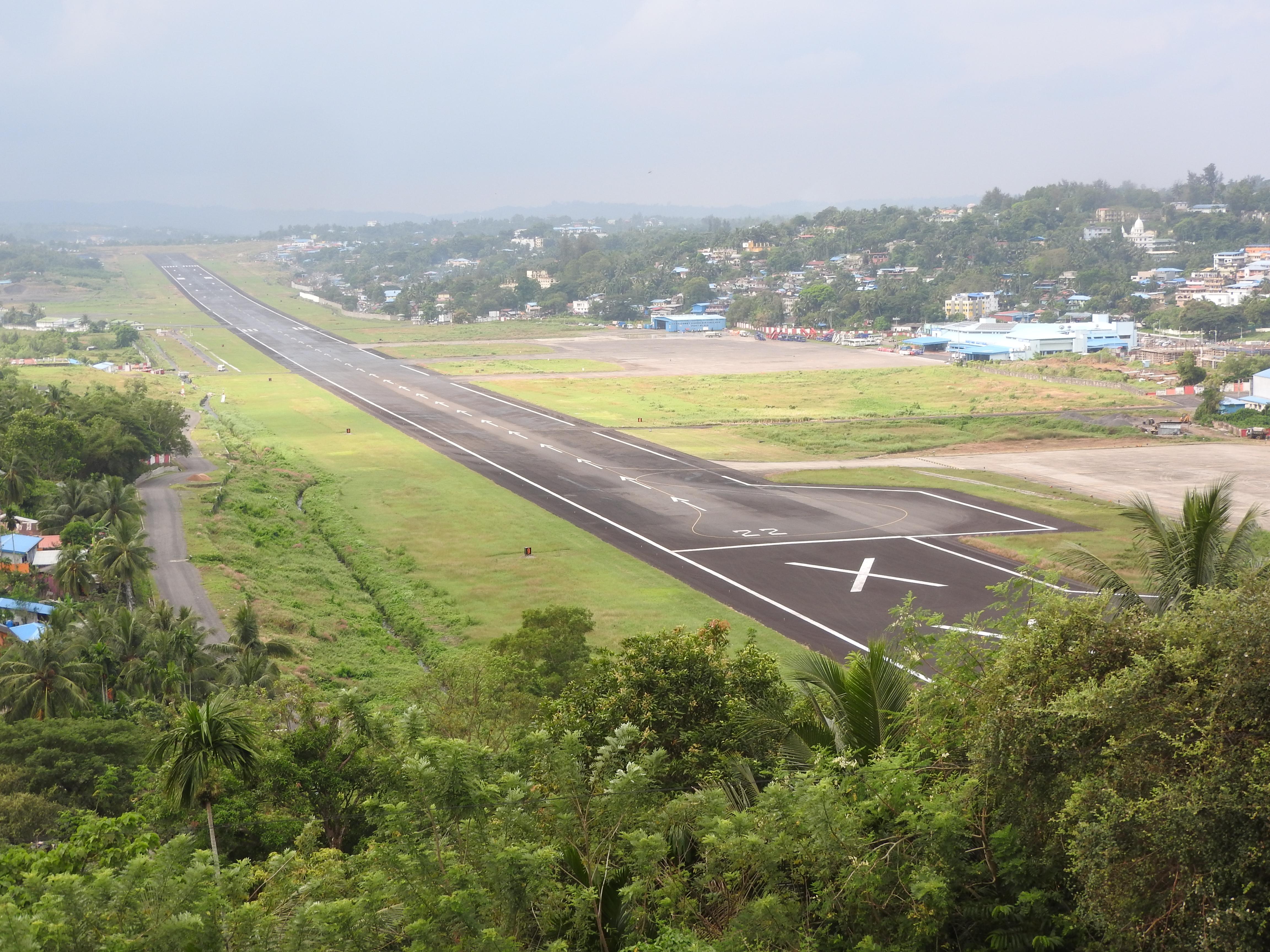 Veer Savarkar International Airport - Wikipedia