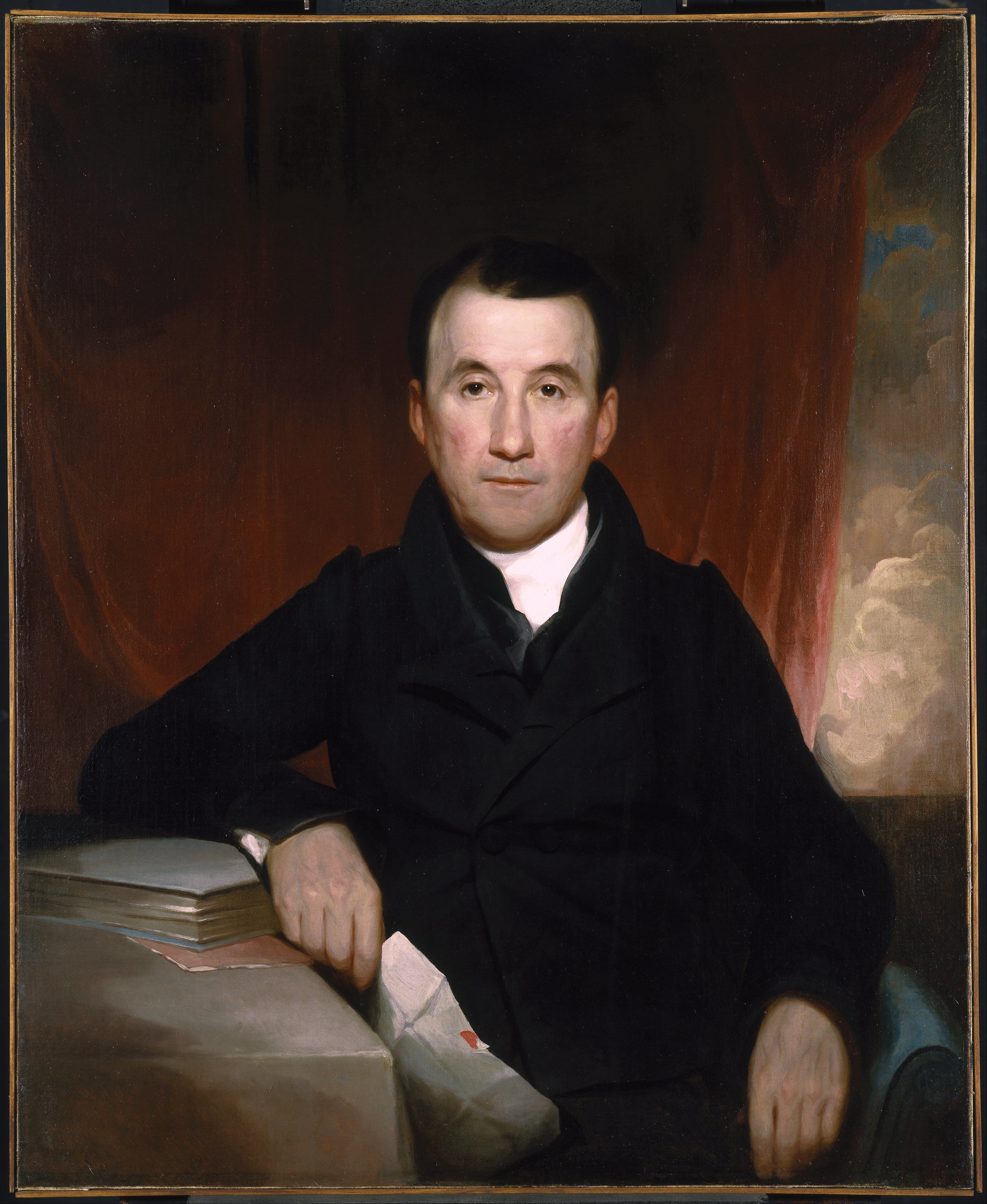 a biography of samuel finley breese morse Inventors recording and samuel finley breese morse (1791-1872) edward lind morse (1857-1923) oil on canvas, 1895, npg7123 national portrait gallery, smithsonian institution, washington, dc transfer from the national museum of american history samuel f b morse, like robert fulton, worked as a portrait.