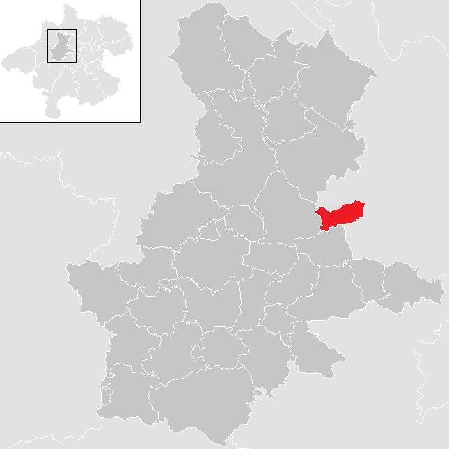Sankt Thomas Kaltwintergarten