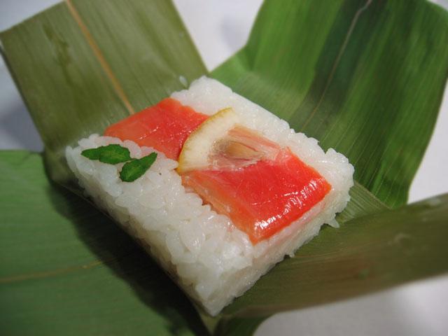 Tipos de comidas Japonesas Sasazushi