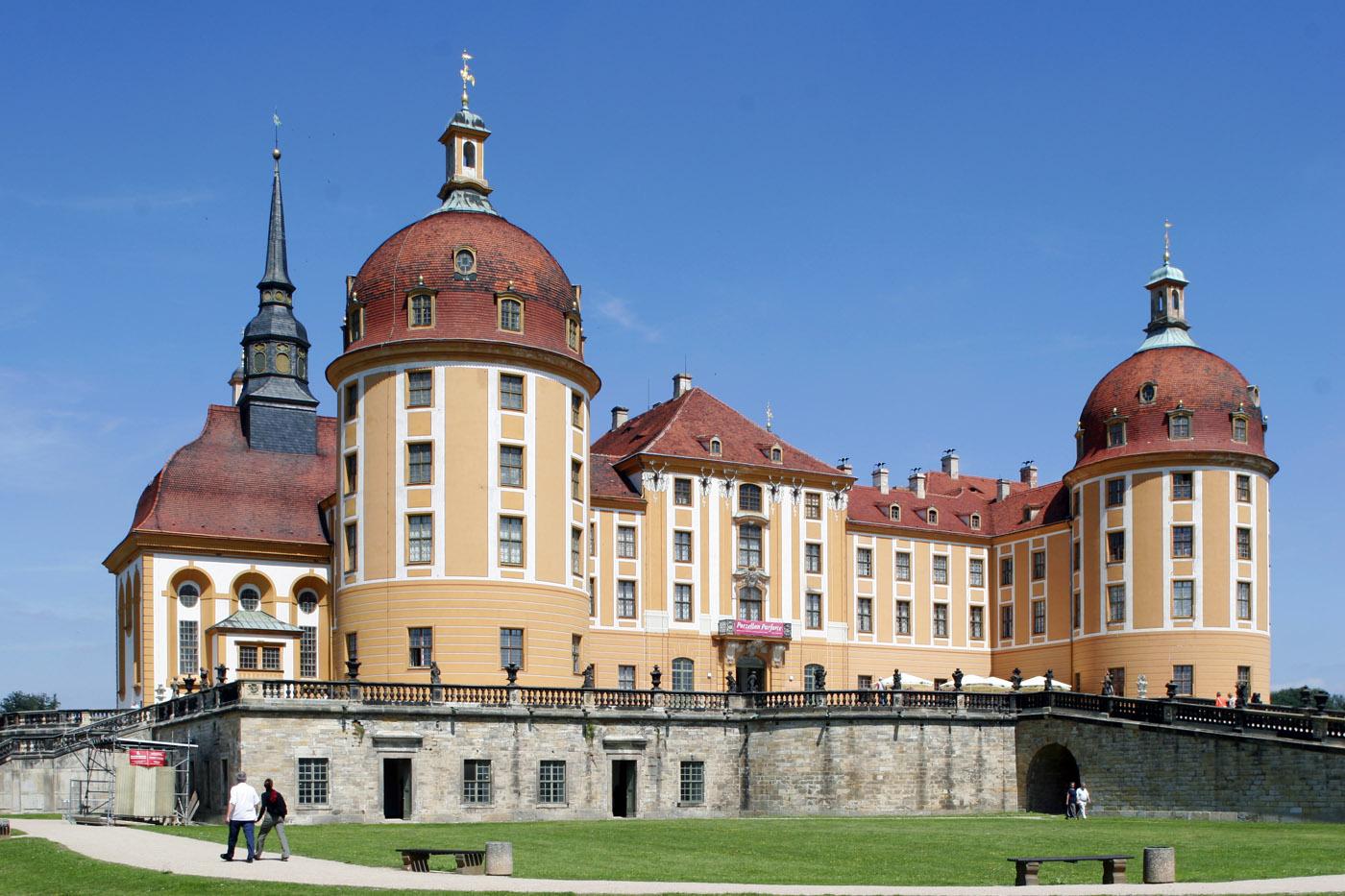 Moritzburgi vald