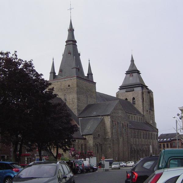 Soignies, Collégiale Saint-Vincent