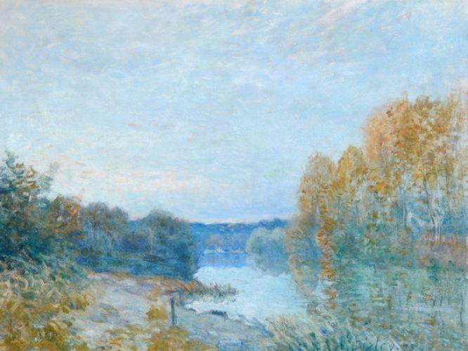 File:Soleil Couchant, 1875, Alfred Sisley.jpg
