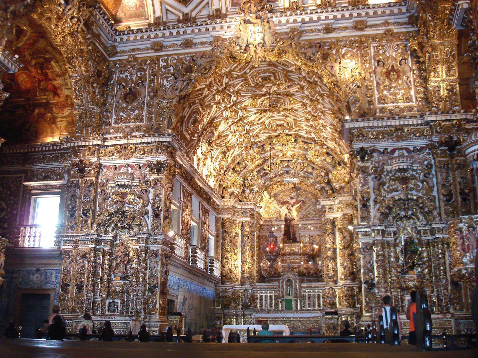 La Iglesia De La Compañía Una Joya Del Arte Barroco En: Literando: Arquitetura Barroca