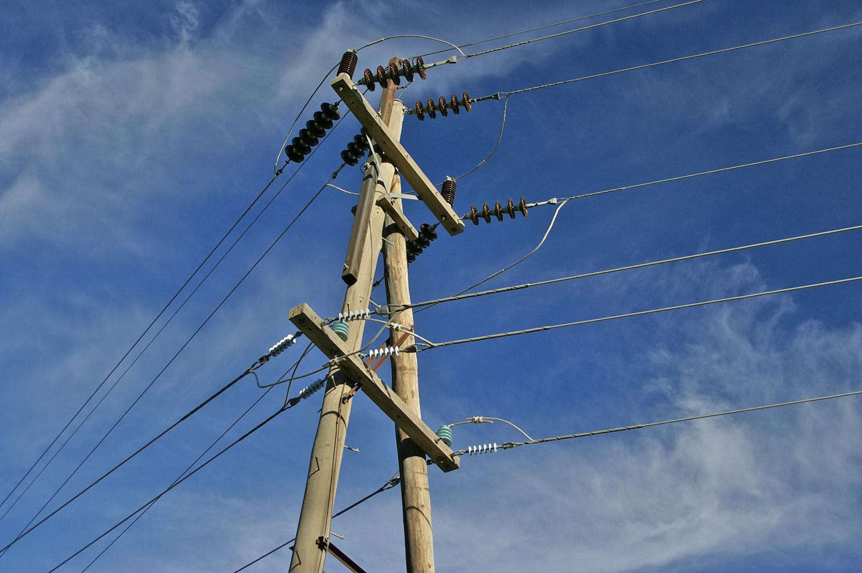 Strain insulator wikipedia for Glass power line insulators