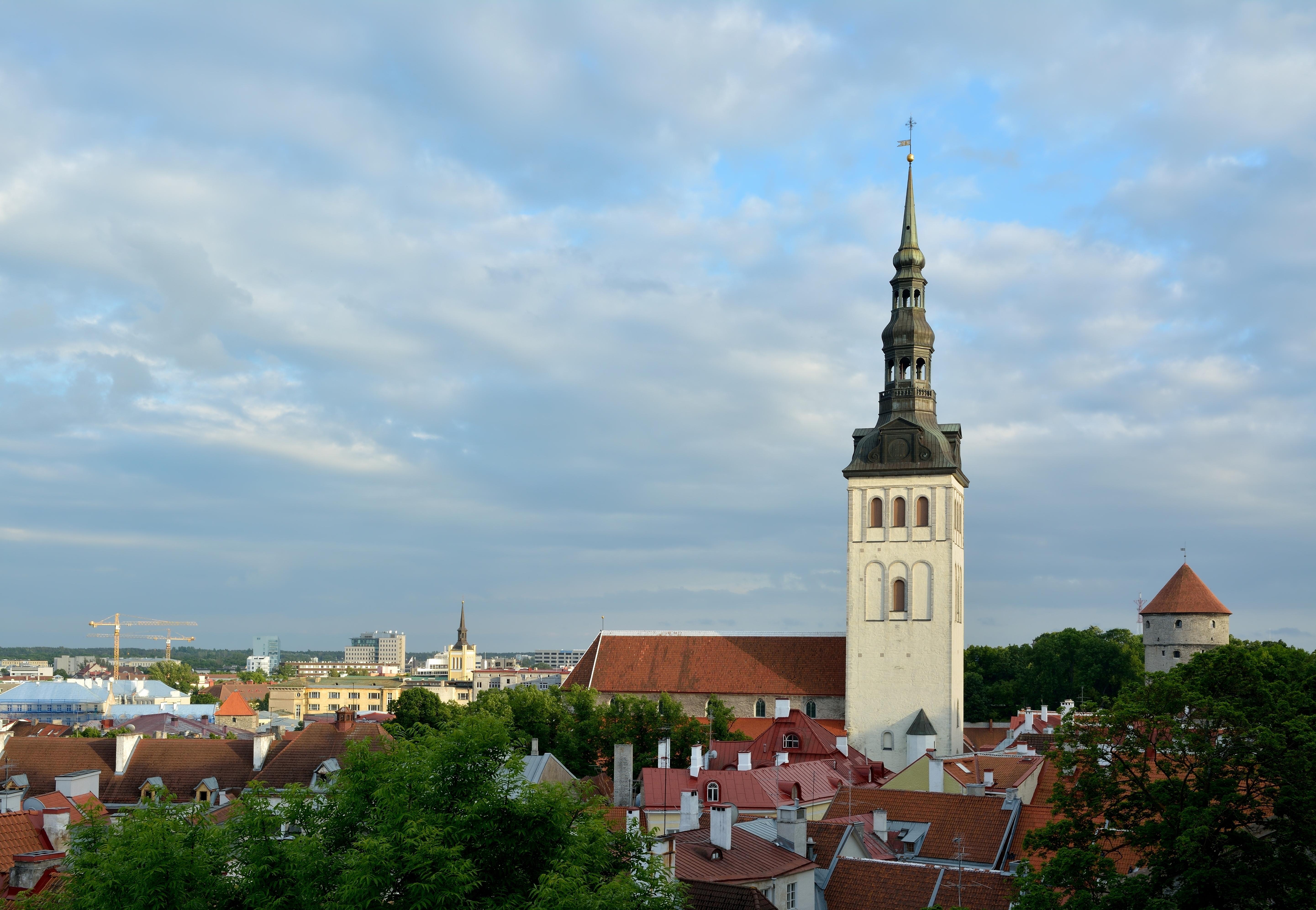 risalente Tallinn Estonia