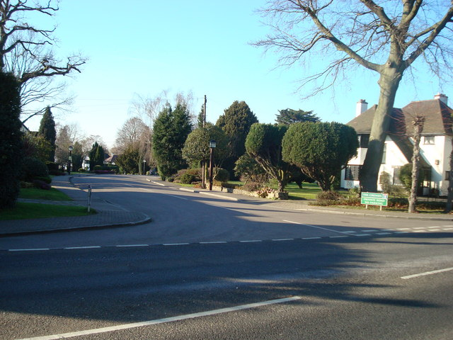 The Chenies, Orpington - geograph.org.uk - 692669