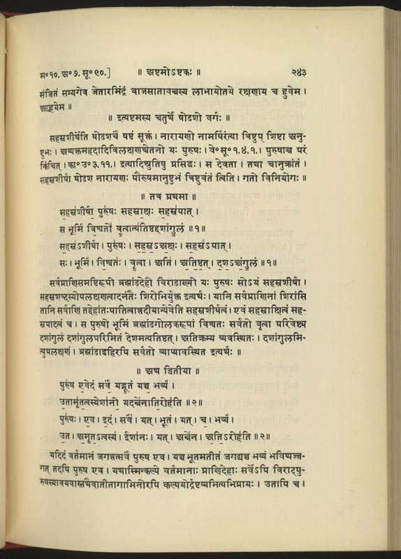 Sanskrit Of The Vedas Vs Modern Sanskrit: Wikiquote