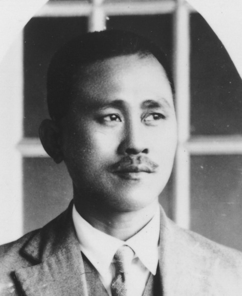 1920年,蔡培火提出「台湾は......我等台湾人の台湾である(台灣是台灣人的台灣)」的主張,成為台灣民族運動中最重要的中心思想。