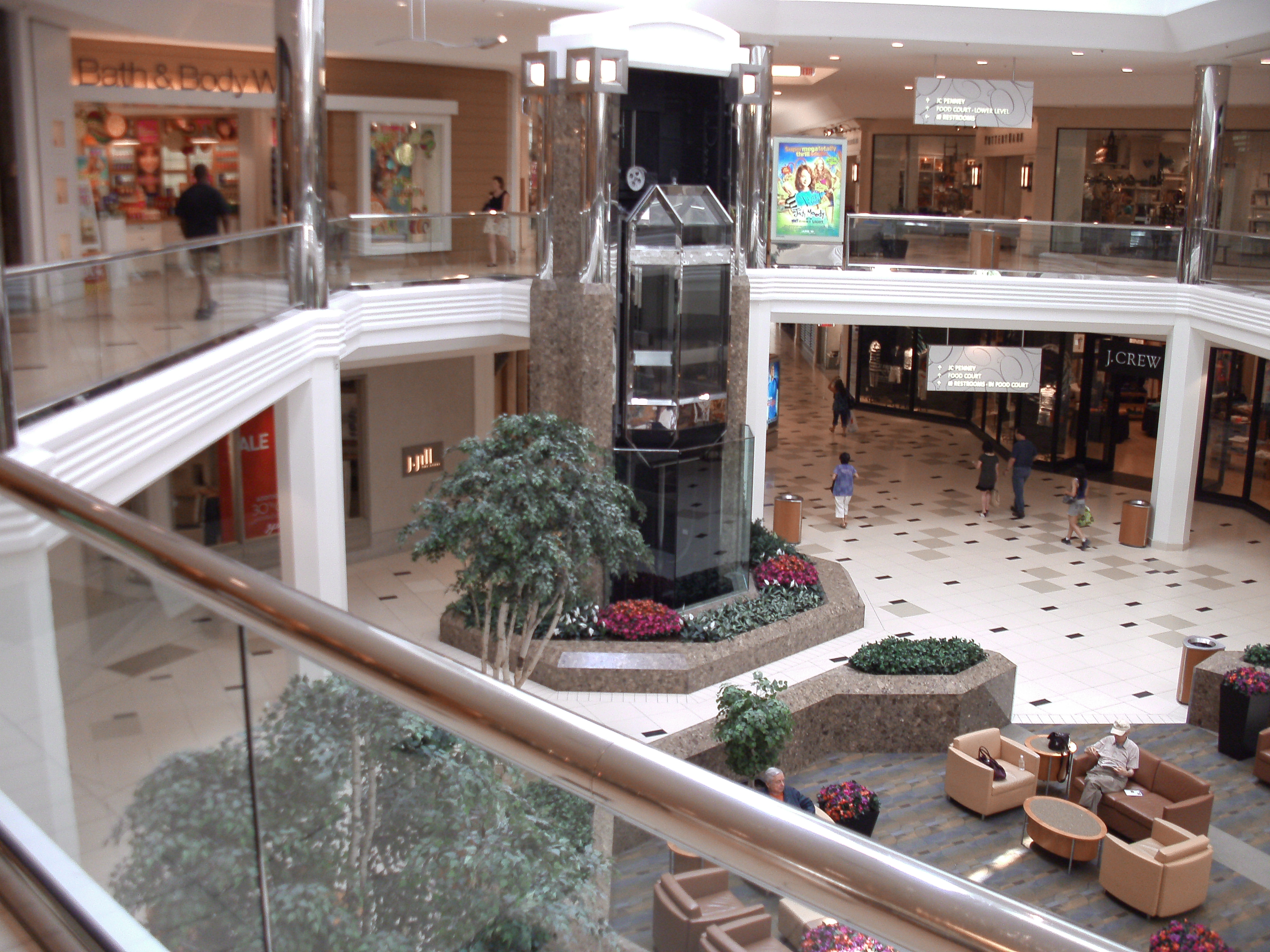 reviews of Twelve Oaks Mall