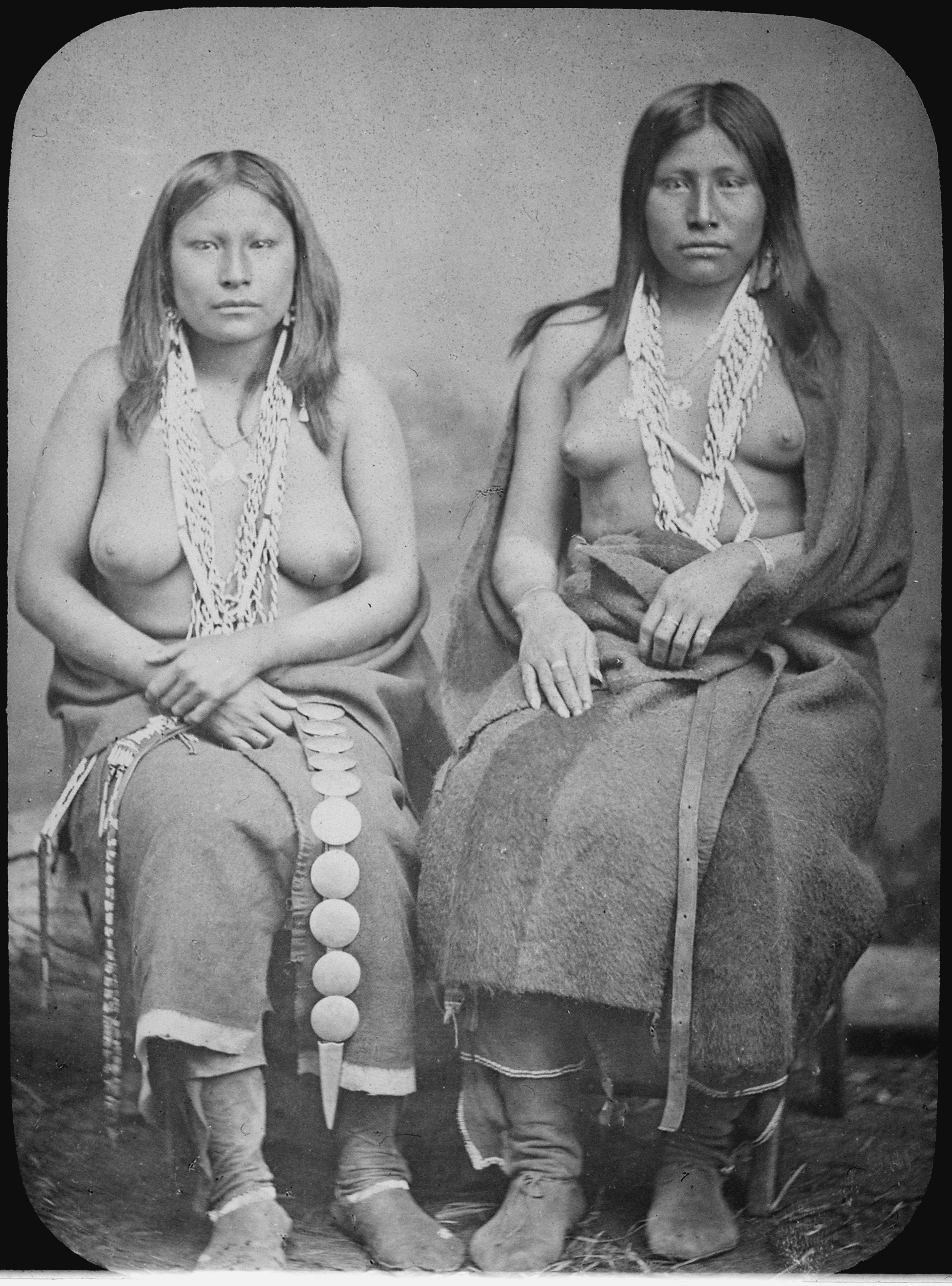 native girl Naked african tribe