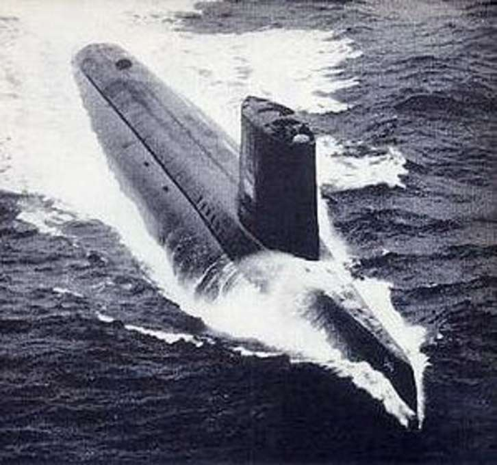 Uss Triton Ssrn 586 Wikipedia