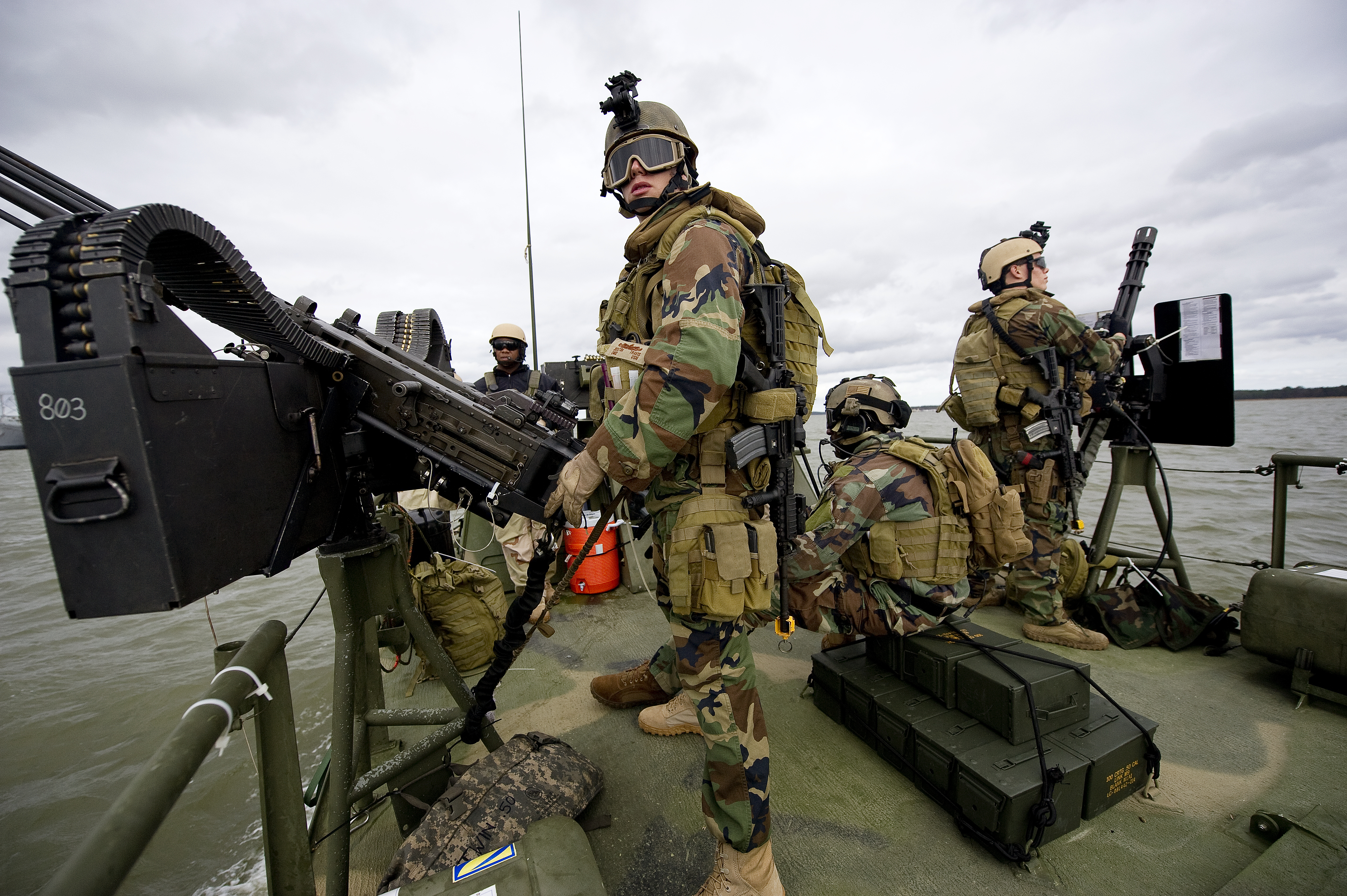 File:US Navy 111207-N-PC102-050 Sailors aboard Riverine Command ...