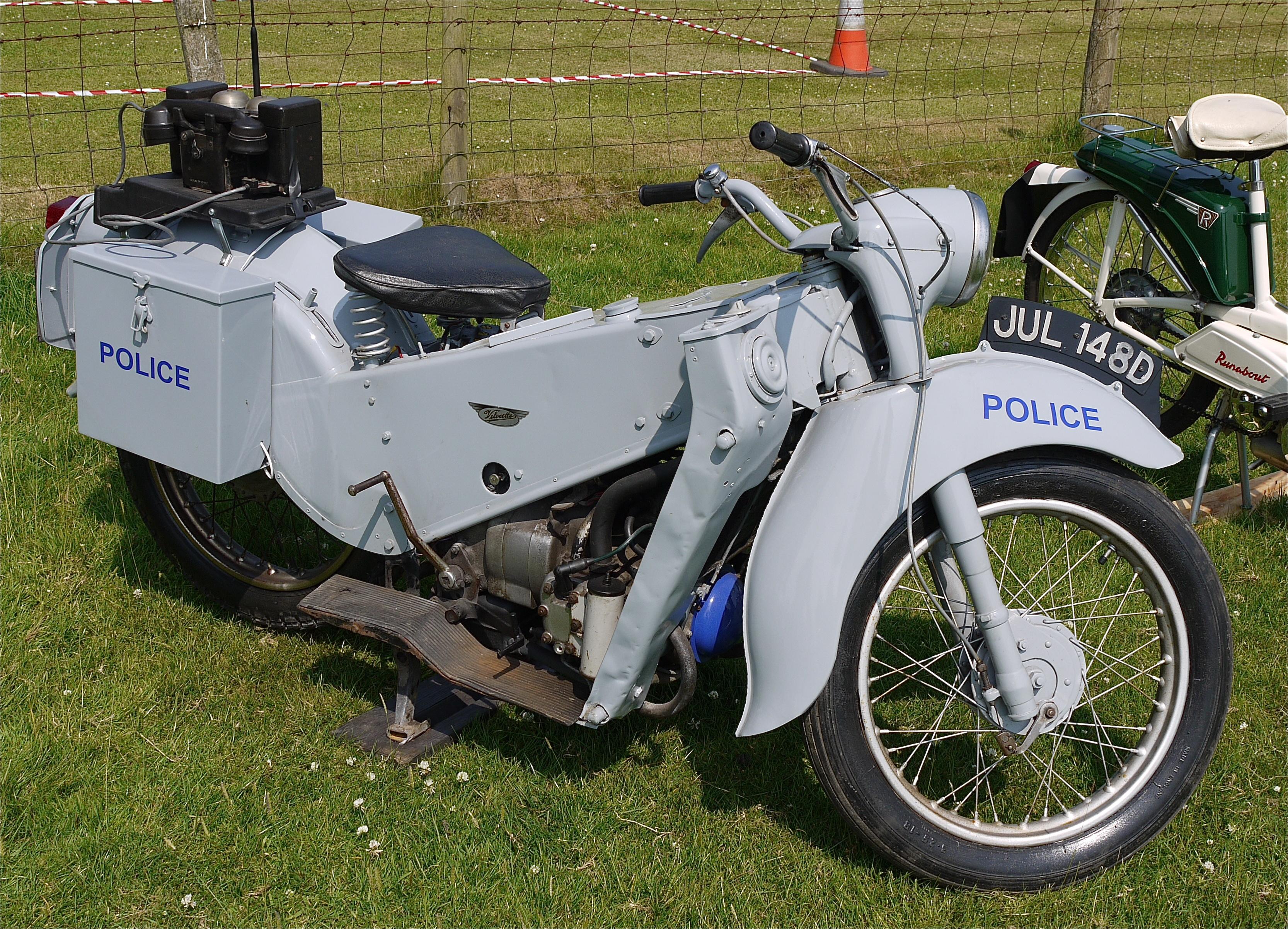 file velocette le police motorcycle  u0026quot noddy bike u0026quot