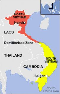 вьетнам, война, сша