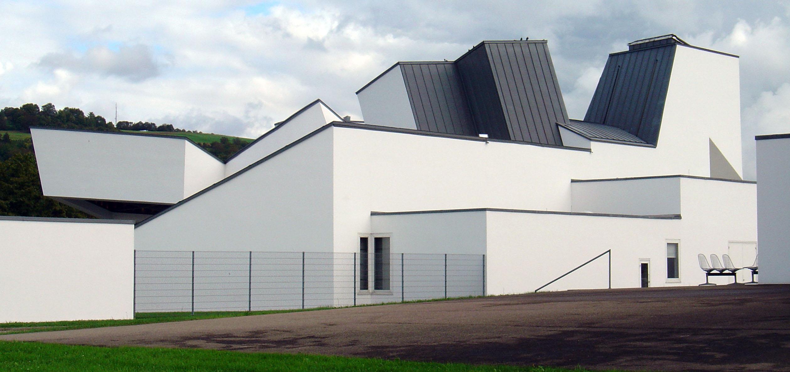 Vitra Design Museum Architecture