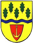 Wappen der Gemeinde Ankershagen