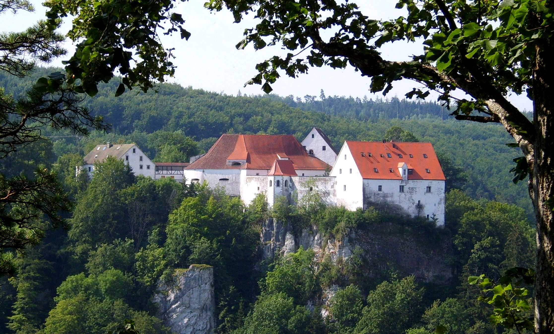 Wildenstein, Leibertingen
