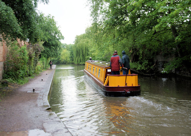 Worcester and Birmingham Canal - geograph.org.uk - 1348106