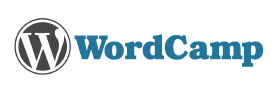 English: The logo of wordcamp.org