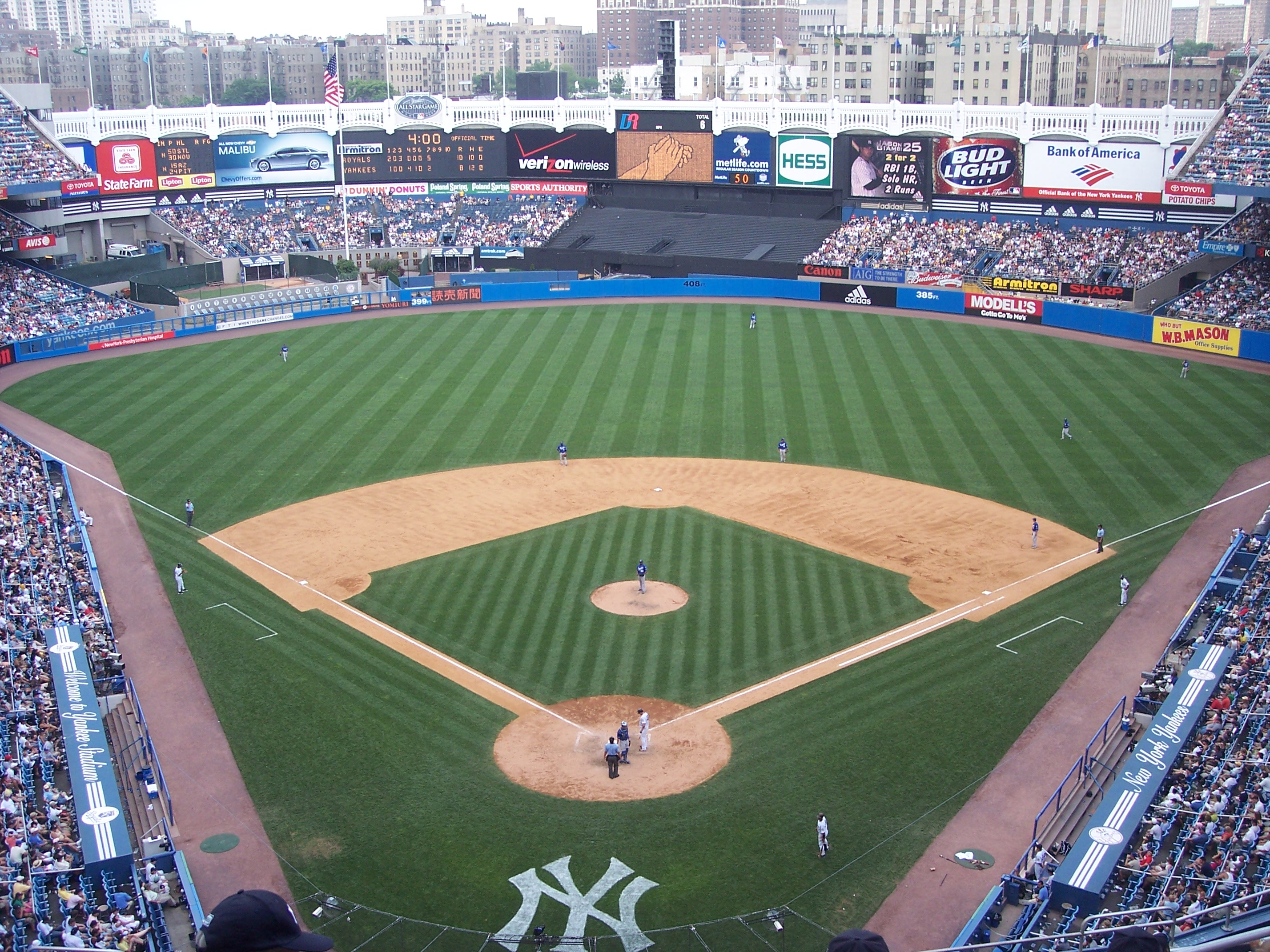 List Of New York Yankees Opening Day Starting Pitchers