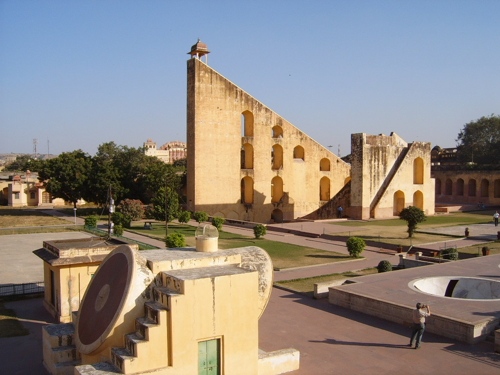 Jantar Mantar, The world heritage sites in India