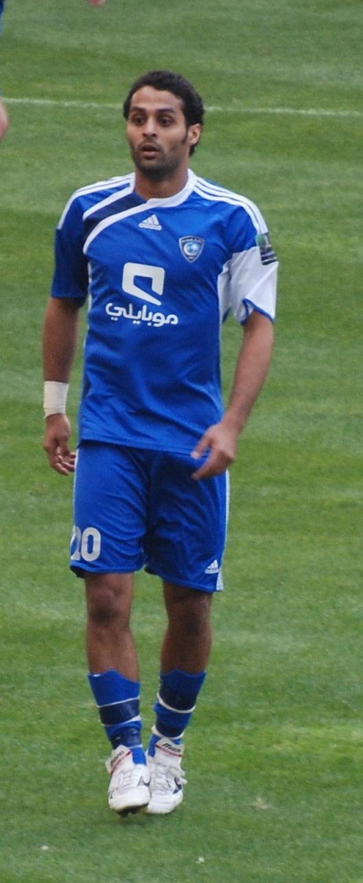 ياسر القحطاني افضل لاعب في اسيا