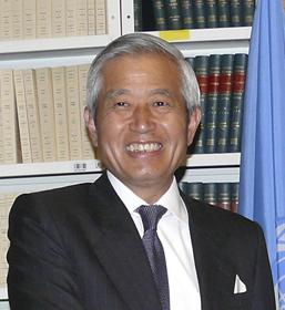 Yukio Takasu Japanese diplomat