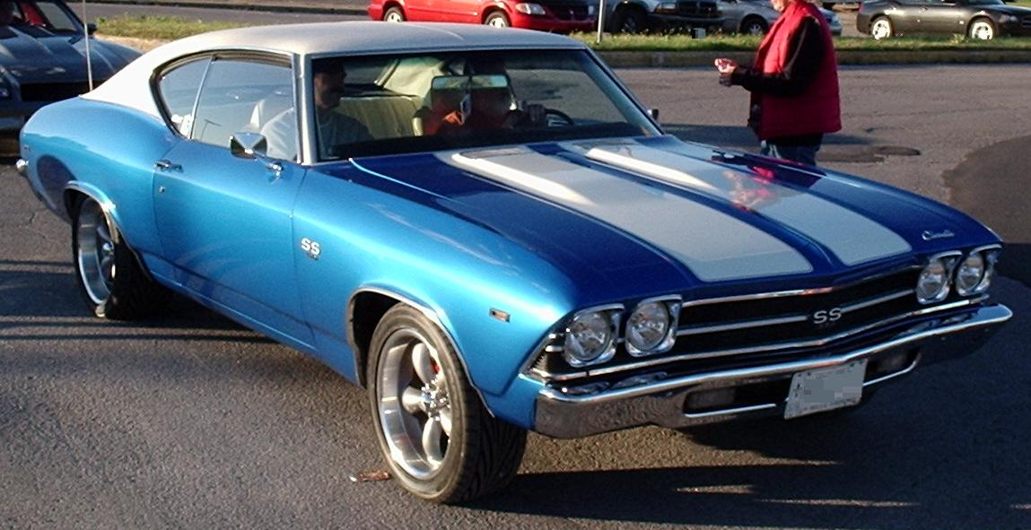 File:'69 Chevrolet Chevelle SS Coupe (Les chauds vendredis '10).jpg
