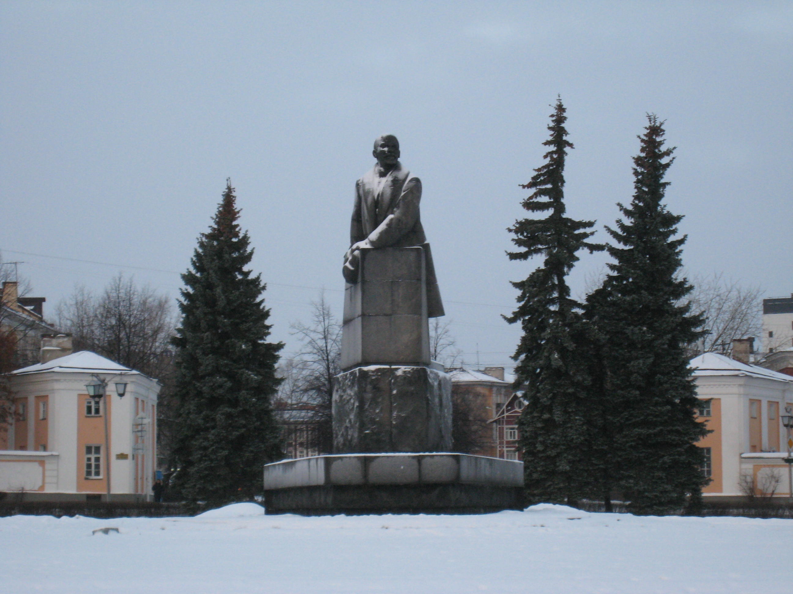 Image result for памятник ленину петрозаводск