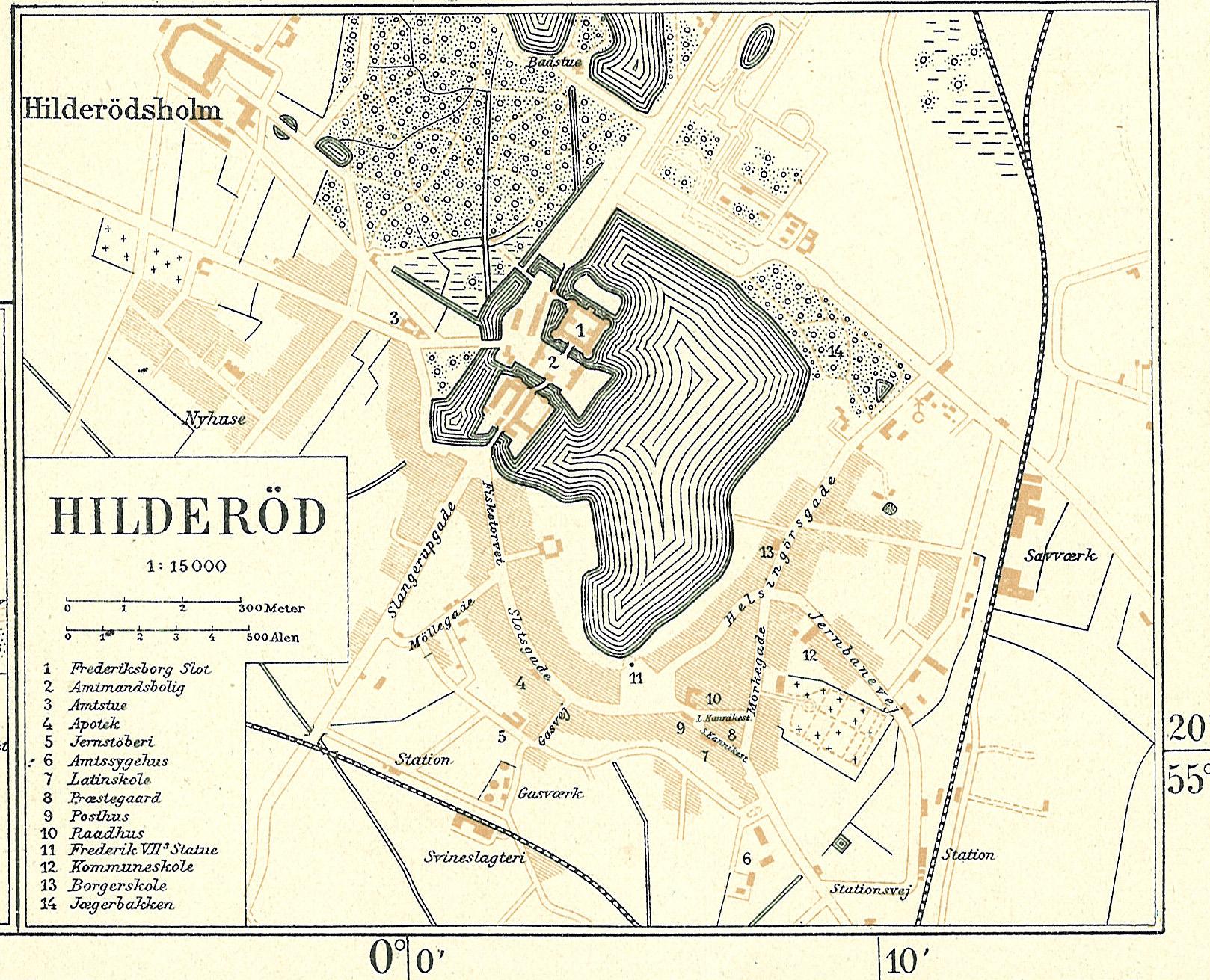Fil Hillerod 1900 Jpg Wikipedia Den Frie Encyklopaedi