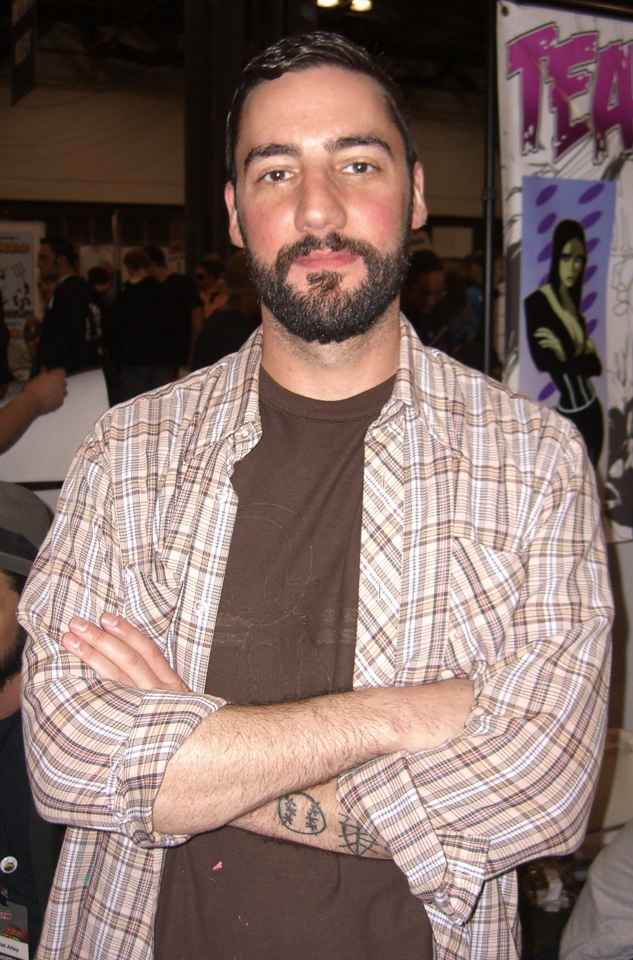 Picture of an author: Jim Mahfood