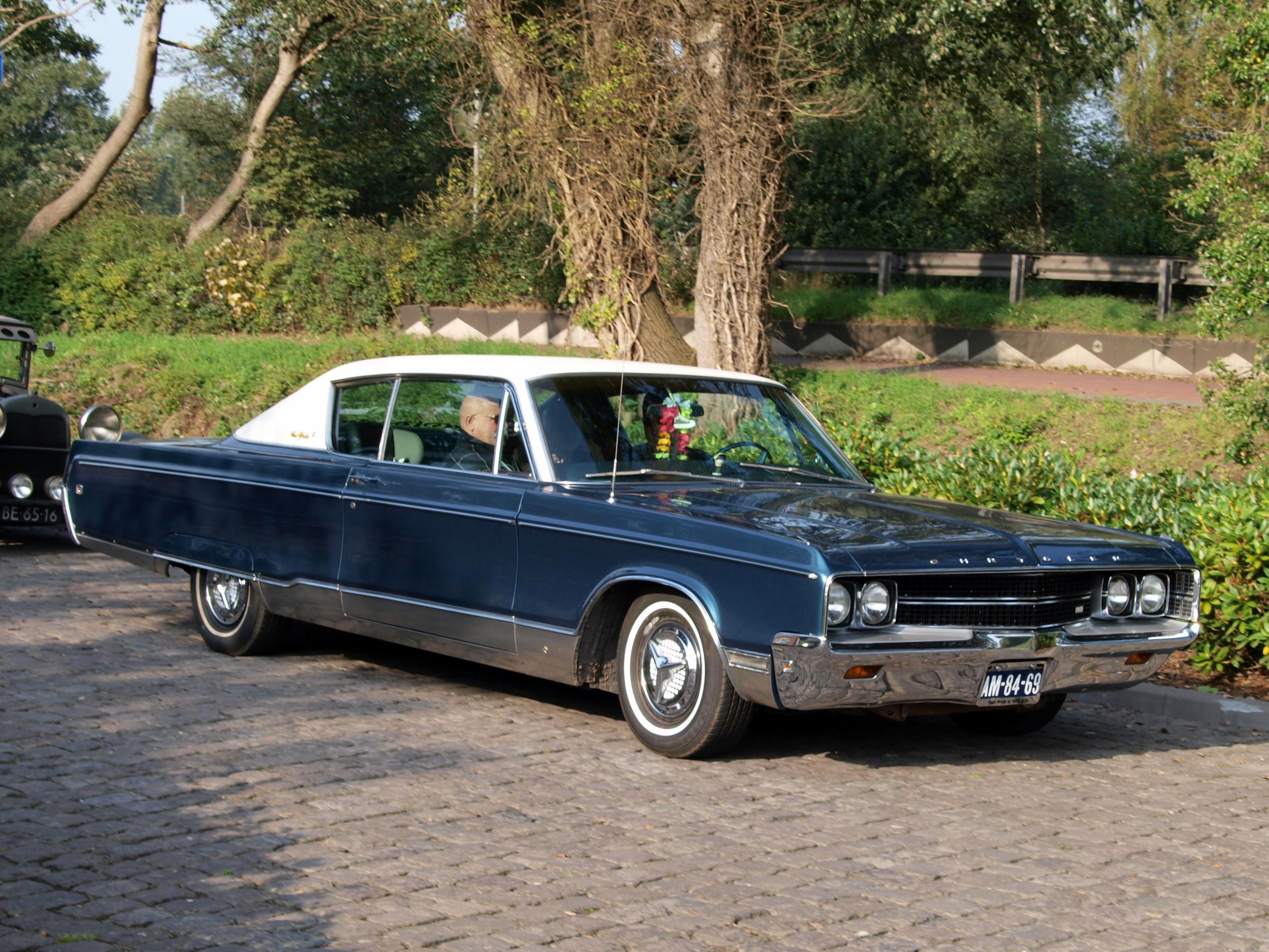 File 1968 Chrysler New Yorker Photo 12 Jpg Wikimedia Commons