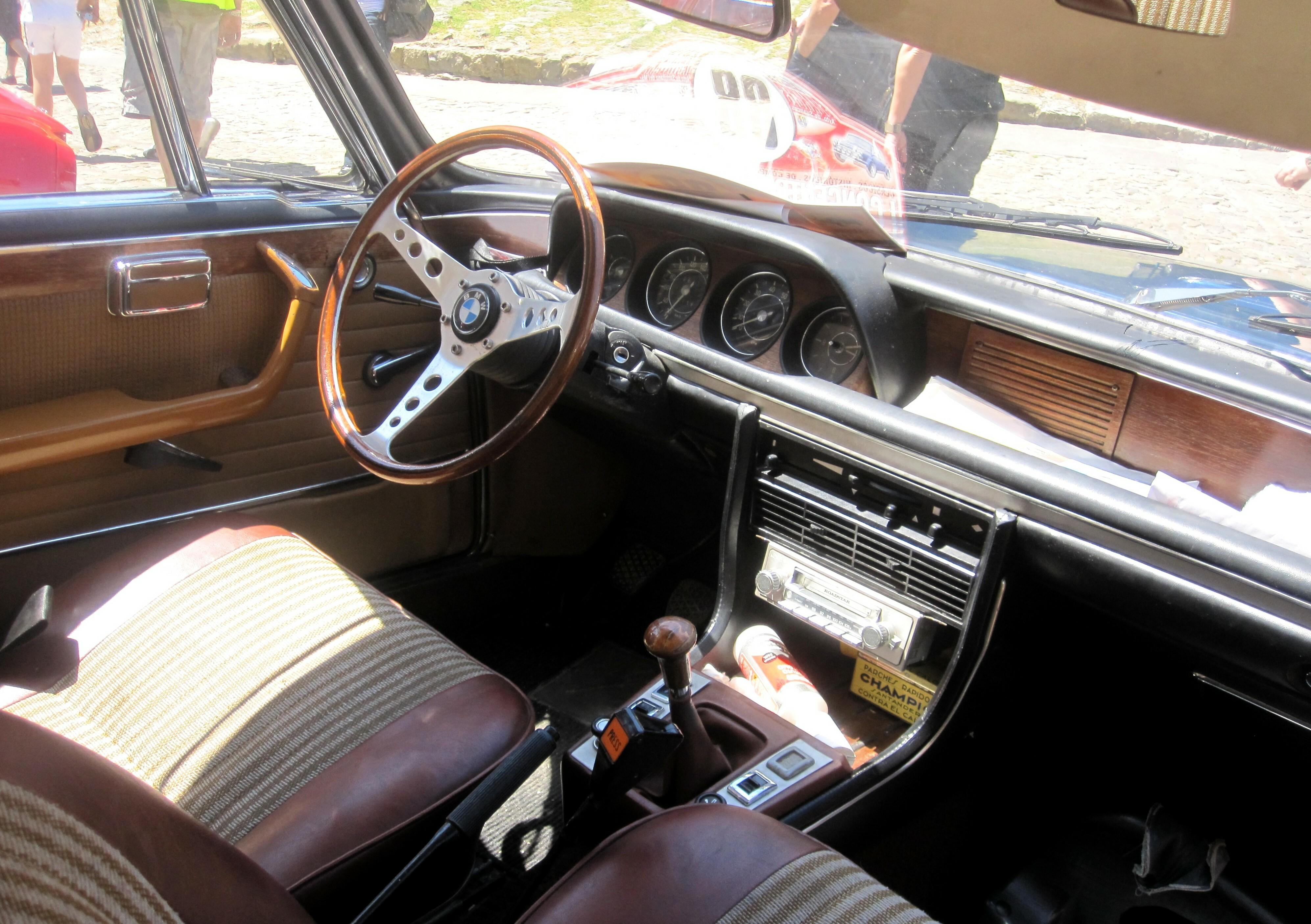 file 1969 bmw 2800 cs e9 interior 4650172537 jpg. Black Bedroom Furniture Sets. Home Design Ideas